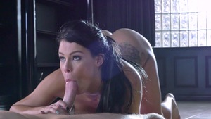 Brazzers Exxtra: Peta Jensen is a tattooed brunette