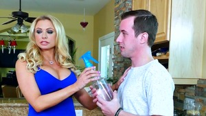 MILFsLikeItBig: Uncle Briana Banks POV blowjob sex video HD