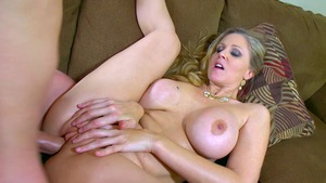 PornstarsLikeItBig: American Julia Ann is so brown hair couple