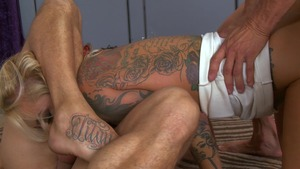 Real Wife Stories - Britney Shannon in fantasy clean gaping