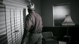 RealWifeStories: Detective Lily Love reverse cowgirl