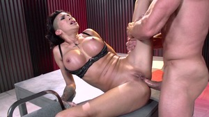 MILFsLikeItBig - Kayla Carrera throat fuck