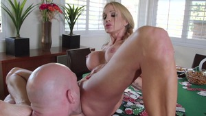 Real Wife Stories: Athletic Sarah Jessie lusts hardcore sex