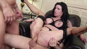 RealWifeStories: Veronica Avluv cock sucking sex tape