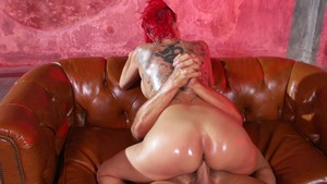 ShesGonnaSquirt - Gonzo squirt with Kayla Carrera