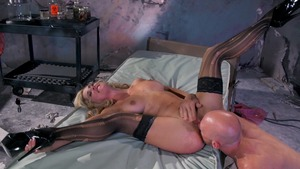 DoctorAdventures: Blowjob with Cherie Deville and Johnny Sins
