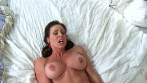 MILFsLikeItBig: Johnny Sins as well as shaved MILF Kendra Lust