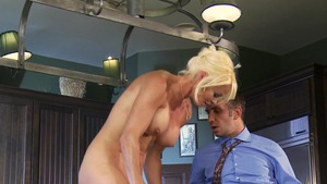 Real Wife Stories: Inked Rhylee Richards reverse cowgirl XXX