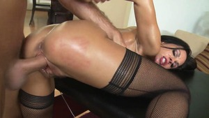 Dirty Masseur - Kirsten Price and Keiran Lee XXX