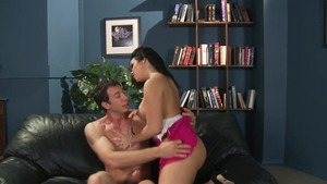 RealWifeStories: Emma Heart ass to mouth