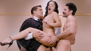 BigButtsLikeItBig.com - Kristina Rose spanking video