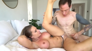 DeepLush - Sex with passionate girl Cali Carter