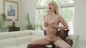 Hot Wife XXX - Aaliyah Love & Louie Smalls interracial banging