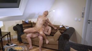 Hitzefrei.com - Aby Action in experience reality cumshot